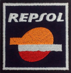 Repsol bordado